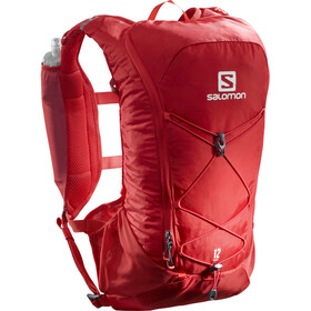 Salomon Agile 12 Backpack Set goji berry